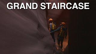 EXPLORING GRAND STAIRCASE ESCALANTE NATIONAL MONUMENT
