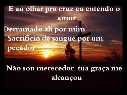 CD ADORADORES - AO OLHAR PRA CRUZ (VERSÃO INSTRUMENTAL) by anirak