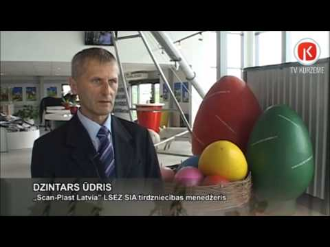 TV Interview with Scan-Plast Latvia
