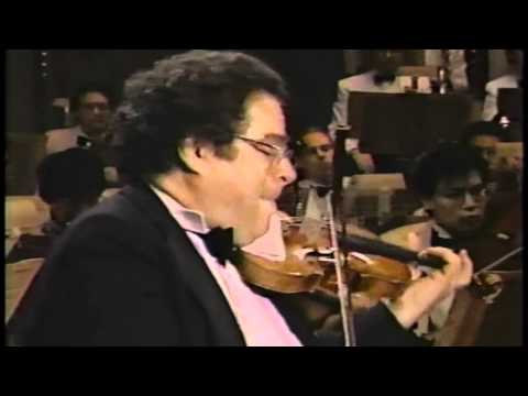 Theme From Far And Away Conducted By John Williams (featuring Itzhak Perlman)