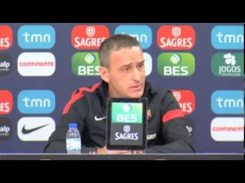 Ronaldo is the key - Paulo Bento