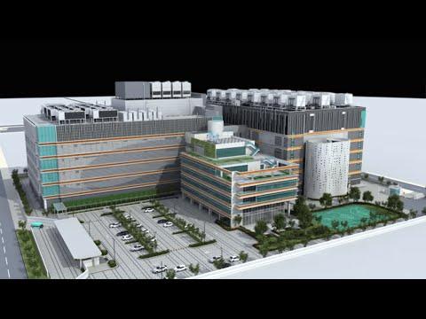 NTT Communications Hong Kong Financial Data Center Tower 2 (FDC2)