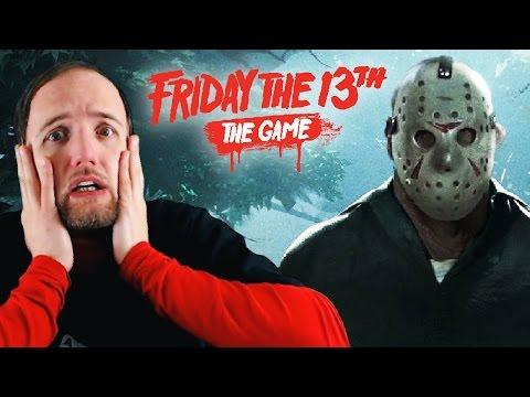 Jason vuole farci MHANZ! -  Friday the 13th BETA