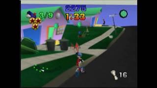 Paperboy (N64) Part 1- Alphaville