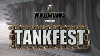 Tankfest 2017    WoT Ontwikkelaars vs Community Contributors thumbnail