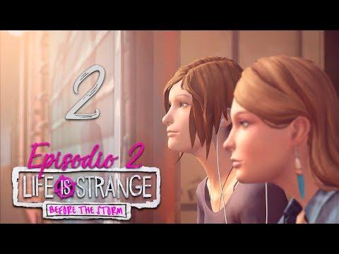 """Life Is Strange: Before the storm   Episodio 2 """"Un mundo feliz""""   Capítulo 2 """"Un mal sueño"""""""