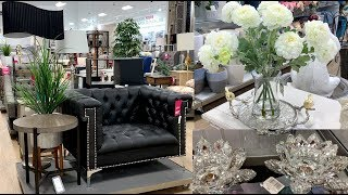 SHOP WITH ME AT HOME GOODS AND TJ MAXX ✨GLAM SPRING DECOR✨