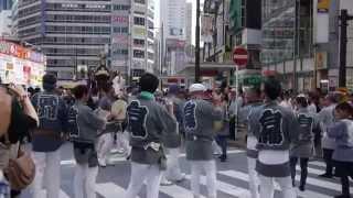 2013ふくろ祭り―神輿の祭典―。