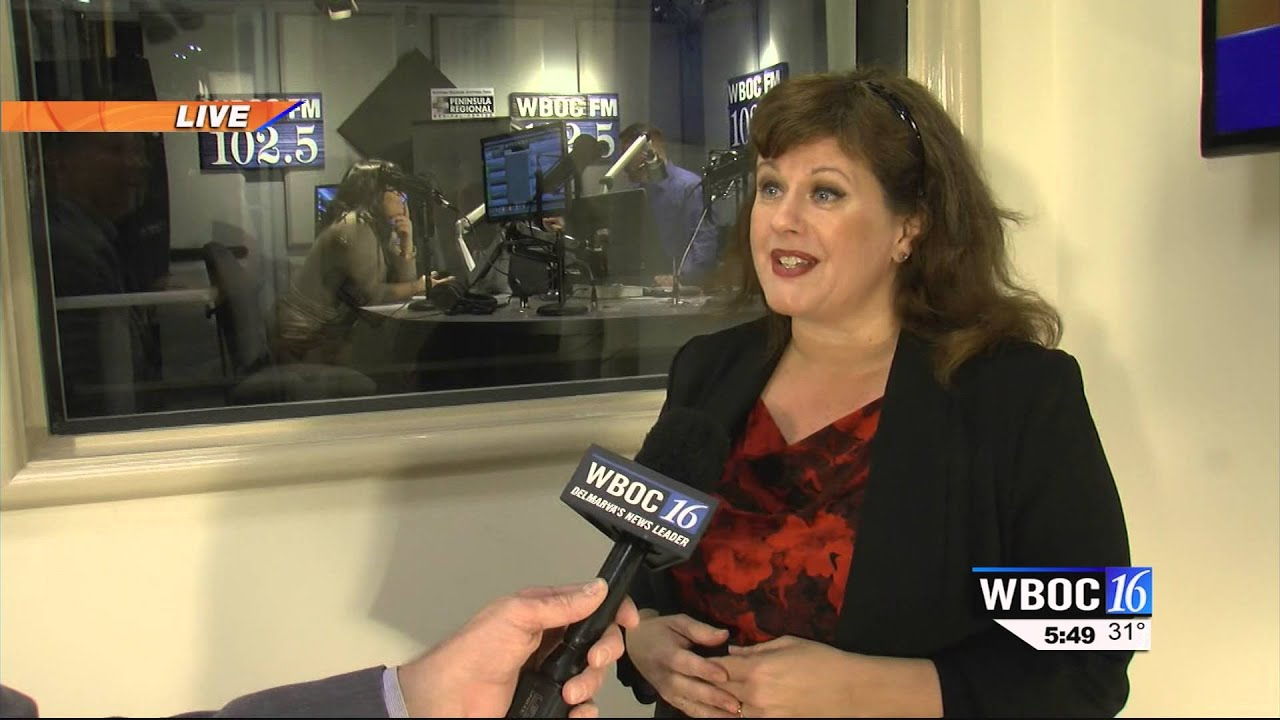 WBOC 102 5- Getting to Know April Brilliant