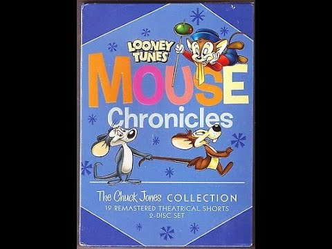 Opening To Looney-Tunes:Mouse Chronicles 2012 DVD (Disc 2)