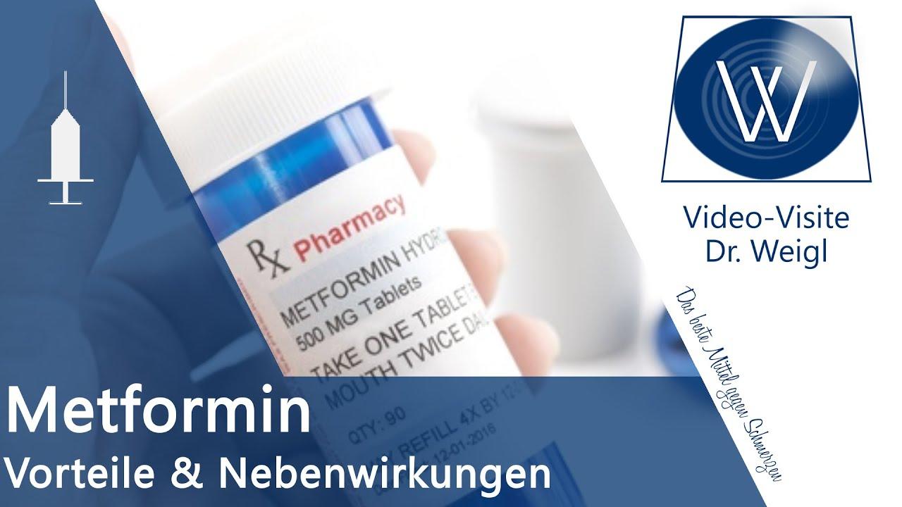 Metformin und Glibenclamid zur Gewichtsreduktion