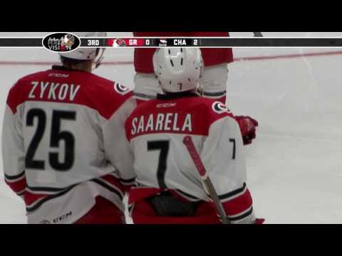 Highlights | 3-31-17 | Charlotte Checkers