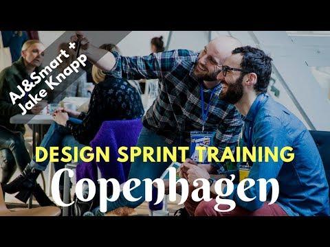 DESIGN SPRINT TRAINING: COPENHAGEN VLOG