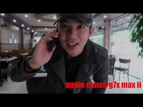 Máy Ghi âm Tốt Nhất Cho Vlogger ✅ SONY TX650