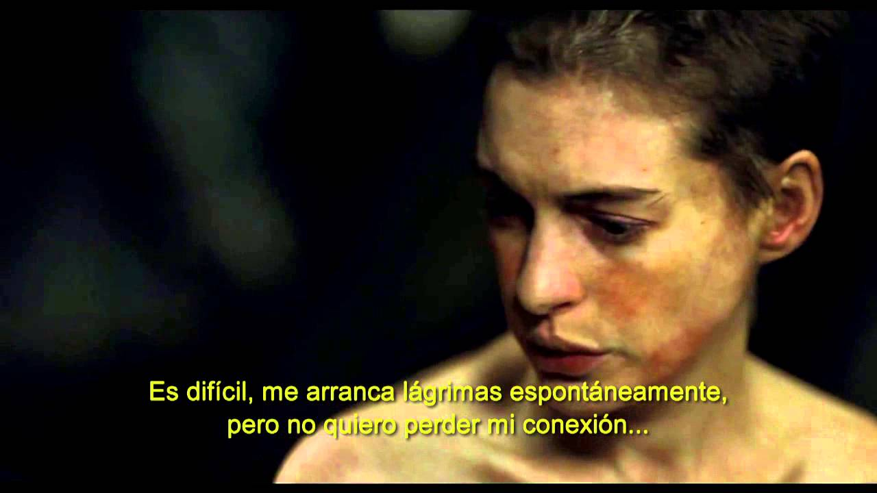 Entrevista Anne Hathaway Los Miserables Youtube