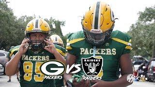 Packers vs Raiders 12U Full Highlights