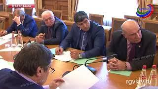 Тему обманутых дольщиков обсудили в Народном собрании республики