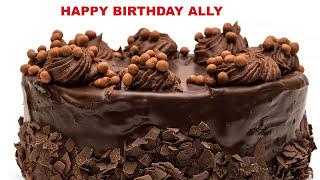 Ally - Cakes Pasteles_106 - Happy Birthday