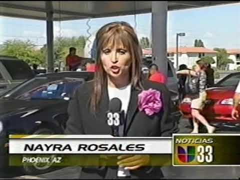 KTVW 5pm News, September 2, 2004