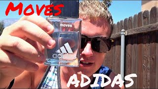 Moves by Adidas Fragrance/Cologne Review