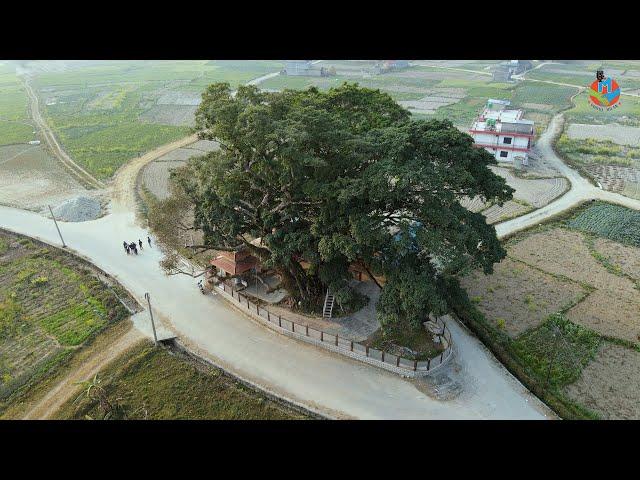Testing Mavic Air 2 || Bishnupaduka Temple || Hemja || Photo Milan