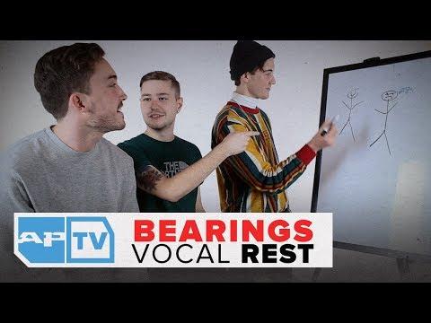 Bearings Go On 'Vocal Rest' For Alternative Press