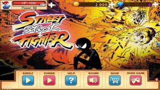 Street Stickman Fighter / Android Gameplay HD