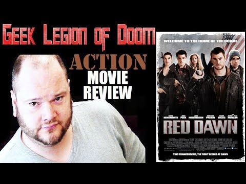 RED DAWN ( 2012 Chris Hemsworth ) Remake Action Movie review