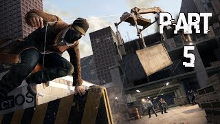 Watch Dogs Gameplay Walkthrough Part 5 - Backstage Pass
