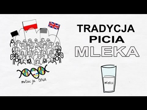 Skąd się wzięła tradycja picia mleka?