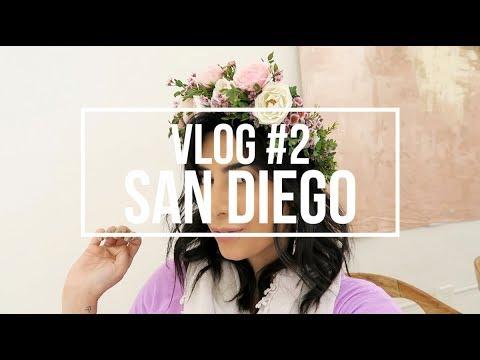 SAN DIEGO #2: Coroa de Flores + Show HAIM + Café TUMBLR