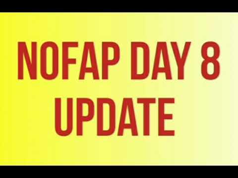 Nofap day 8