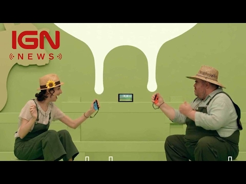 Nintendo Reportedly Accepts Real-Life Cow Milking Challenge - IGN News