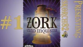 Zork: Grand Inquisitor - Part 1: Port Foozle!