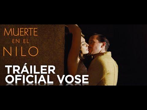 MUERTE EN EL NILO | Tráiler Oficial VOSE | Próximamente en cines