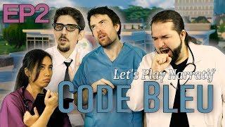 (Let's play Narratif) - CODE BLEU - Episode 2 - House of blouses