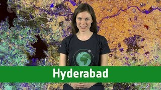 Earth from Space: Hyderabad