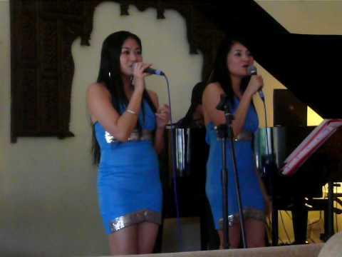 Maricor, Angeli and Mike - D'Amm Trio - Kuala Lumpur