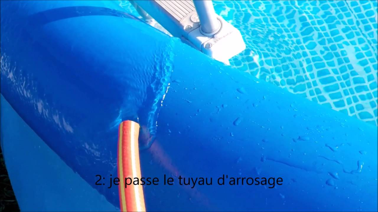 Fuite d 39 air boudin gonflable youtube for Piscine a boudin