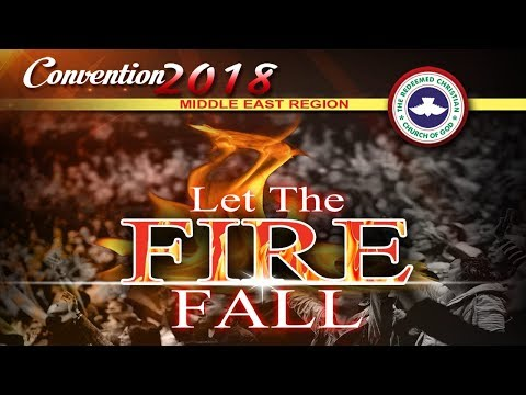 RCCG Middle East Region 2018 CONVENTION  #Day2