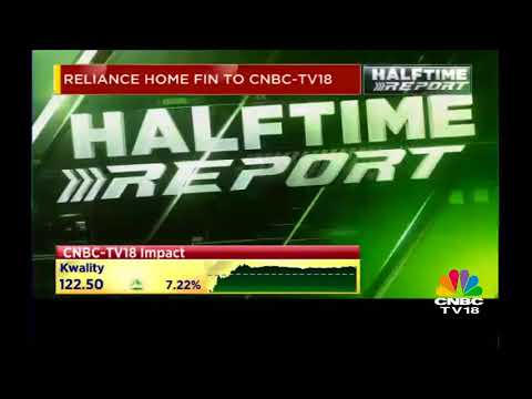 Reliance Capital Demerges Housing Finance Arm: Watch ED & CEO of Reliance Finance | CNBC TV18