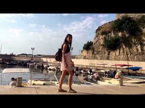 MONTENEGRO Travel Diary + Lookbook (Ulcinj/Budva)