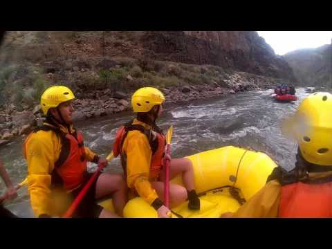 Whitewater Rafting Down the Arkansas River in Colorado - July 2, 2017
