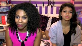 Winter Hair Care for Multiracial Curly Hair