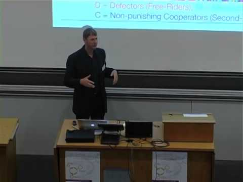 Dirk Helbing: Rethinking Economics Based on Complexity Theory