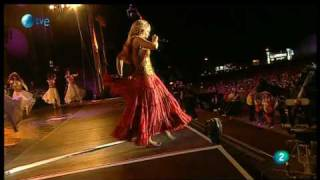 Shakira - Hips Don't Lie (Rock in Rio Madrid 2010)