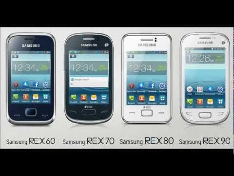 Samsung Rex 60 C3312