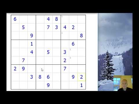 Making A Hard Sudoku Really Easy
