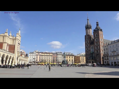 Exclusive: Krakow, Poland - The Most Beautitul City in Europe