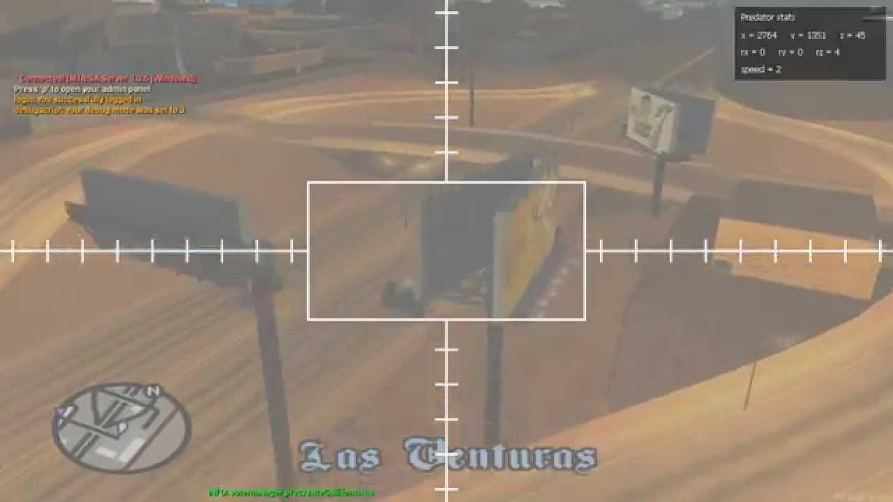 Help]Predator Drone - Scripting - Multi Theft Auto: Forums